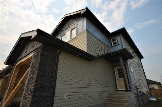 Main Photo: 174 Spruce Gardens Crescent: Spruce Grove House Half Duplex for sale : MLS® # E4078372