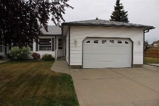 Main Photo: 1 CENTURY VILLAS Close: Fort Saskatchewan House Half Duplex for sale : MLS® # E4081705