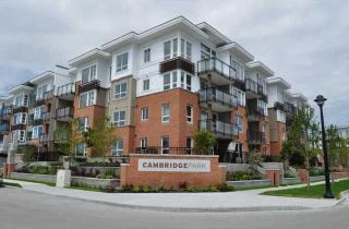 "Main Photo: 121 9399 TOMICKI Avenue in Richmond: West Cambie Condo for sale in ""CAMBRIDGE PARK"" : MLS® # R2213656"