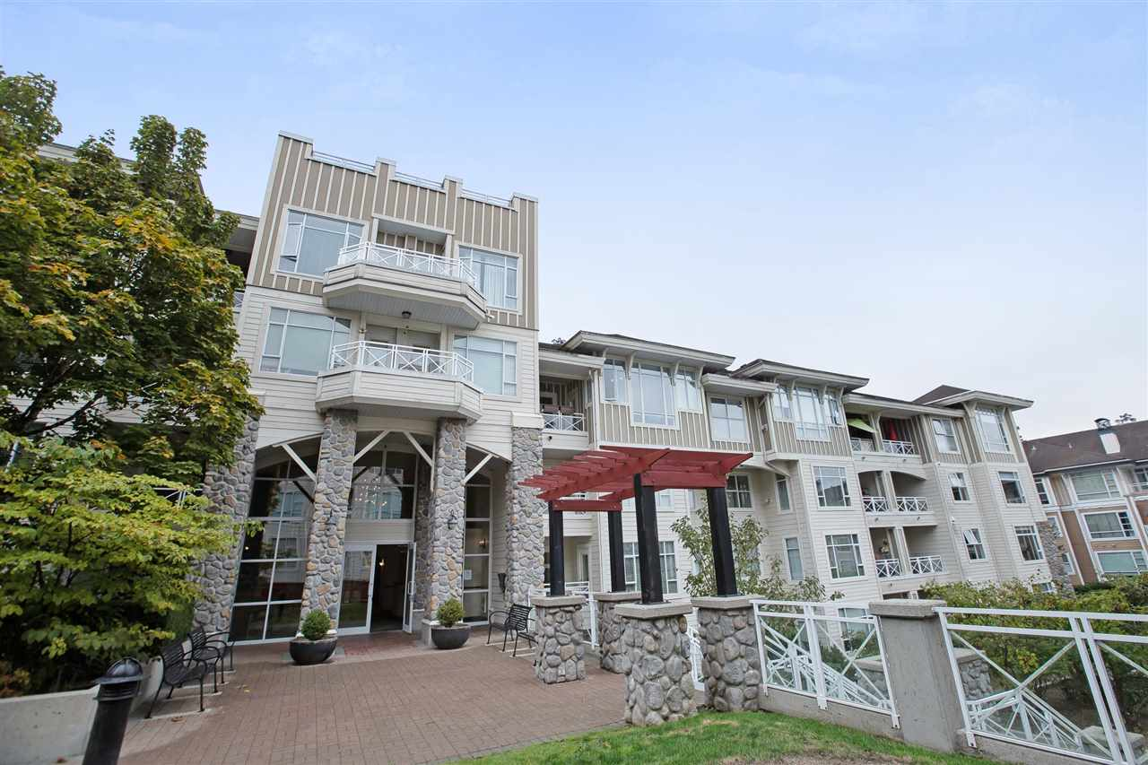 "Photo 1: Photos: 305 3625 WINDCREST Drive in North Vancouver: Roche Point Condo for sale in ""Windsong"" : MLS® # R2218941"