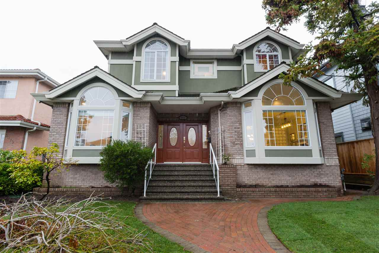 Main Photo: 8055 MONTCALM Street in Vancouver: Marpole House for sale (Vancouver West)  : MLS® # R2236288