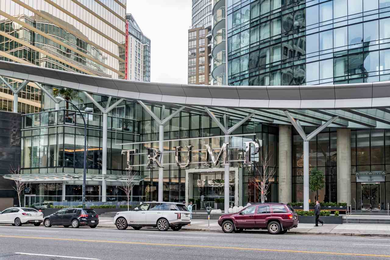 Main Photo: 3503 1151 W GEORGIA Street in Vancouver: Coal Harbour Condo for sale (Vancouver West)  : MLS®# R2243528