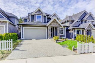 "Main Photo: 8557 205B Street in Langley: Willoughby Heights House for sale in ""Evergreen"" : MLS®# R2252232"