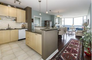 "Main Photo: 1005 160 E 13TH Street in North Vancouver: Central Lonsdale Condo for sale in ""The Grande"" : MLS®# R2266031"