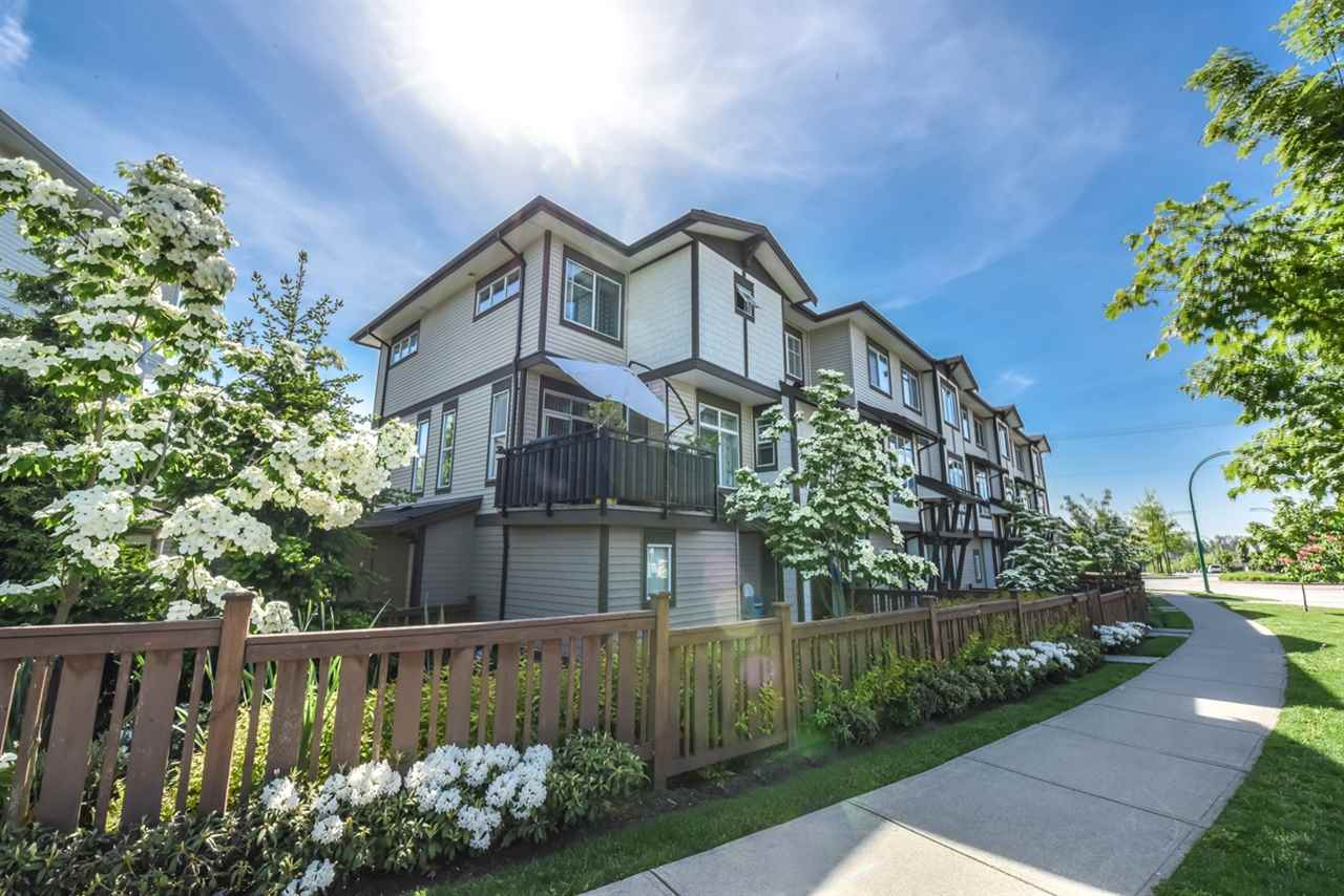 "Main Photo: 23 19433 68 Avenue in Surrey: Clayton Townhouse for sale in ""THE GROVE"" (Cloverdale)  : MLS®# R2268709"