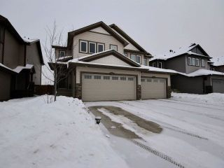 Main Photo: 17622 8 Avenue in Edmonton: Zone 56 House Half Duplex for sale : MLS®# E4116436