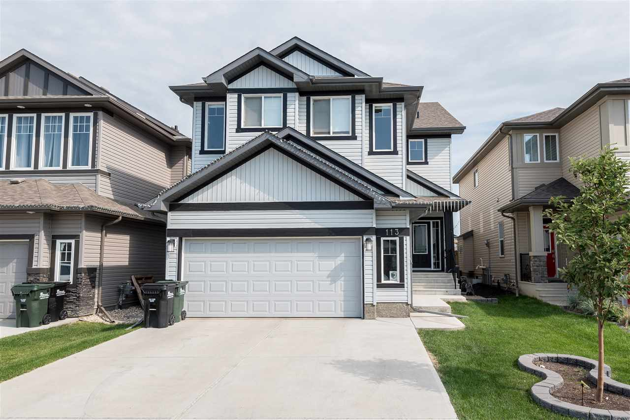Main Photo: 113 SANDALWOOD Crescent: Sherwood Park House for sale : MLS®# E4123672
