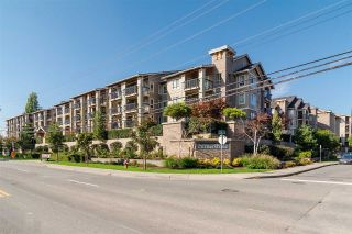 "Main Photo: 116 21009 56 Avenue in Langley: Salmon River Condo for sale in ""CORNERSTONE"" : MLS®# R2296673"