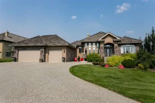 Main Photo: 209 RIVERSIDE Close: Rural Sturgeon County House for sale : MLS®# E4126595