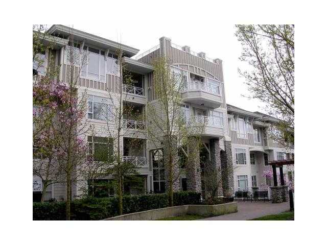 "Main Photo: # 410 3625 WINDCREST DR in North Vancouver: Roche Point Condo for sale in ""WINDSONG 111 @ RAVEN WOODS"" : MLS® # V930131"