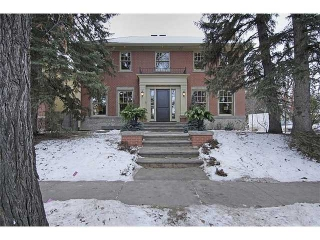Main Photo: 729 RIVERDALE Avenue SW in CALGARY: Elbow Park Glencoe House for sale (Calgary)  : MLS(r) # C3547961
