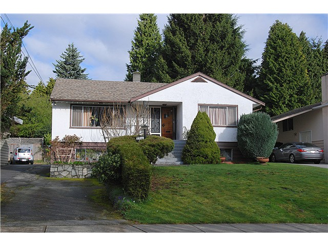 Main Photo: 7761 12TH Avenue in Burnaby: East Burnaby House for sale (Burnaby East)  : MLS® # V1000111