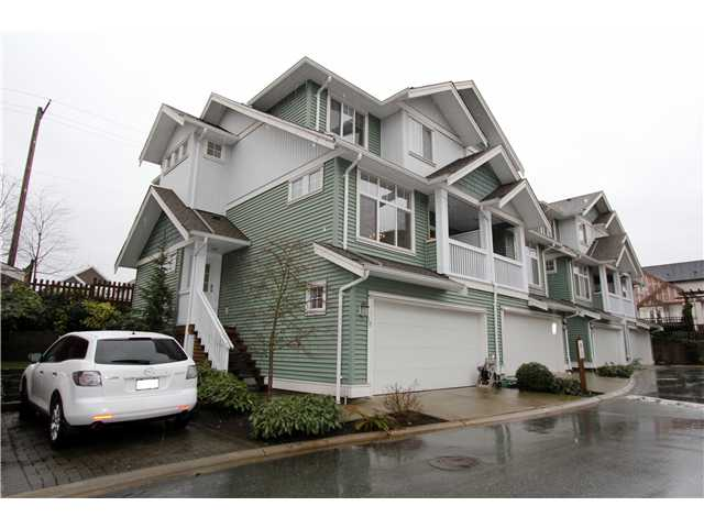 Immaculate 3 storey townhome