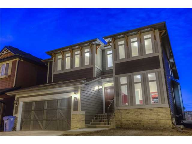 Main Photo: 160 AUBURN SOUND Manor SE in CALGARY: Auburn Bay Residential Detached Single Family for sale (Calgary)  : MLS(r) # C3611604