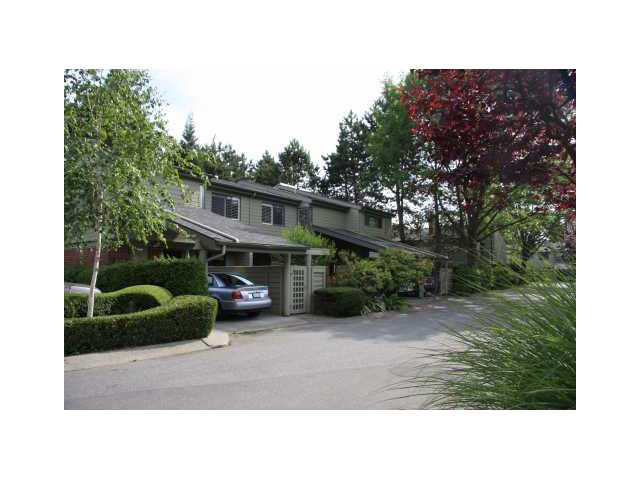 "Main Photo: 2238 MCBAIN Avenue in Vancouver: Quilchena Townhouse  in ""ARBUTUS VILLAGE"" (Vancouver West)  : MLS® # V1091234"