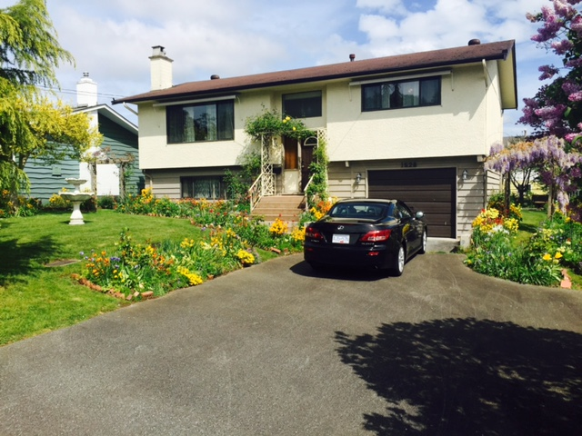 Main Photo: 1528 PHOENIX Street: White Rock House for sale (South Surrey White Rock)  : MLS® # F1439904