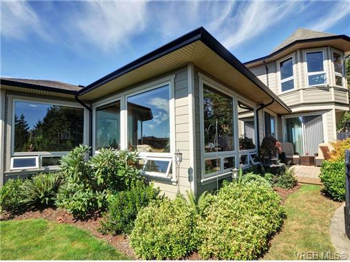 Main Photo: 4 3650 Citadel Place in VICTORIA: Co Royal Bay Townhouse for sale (Colwood)  : MLS® # 350550