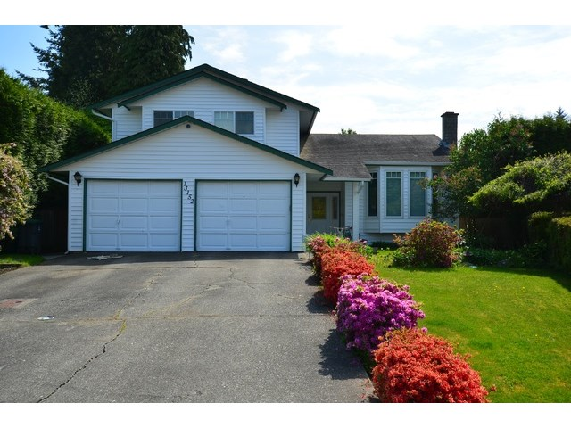 Main Photo: 13152 61 Avenue in Surrey: Panorama Ridge House for sale : MLS®# F1448656
