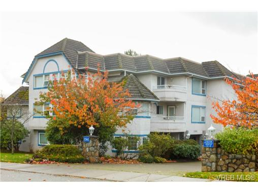 Main Photo: 206 1561 Stockton Crescent in VICTORIA: SE Cedar Hill Condo Apartment for sale (Saanich East)  : MLS® # 357649