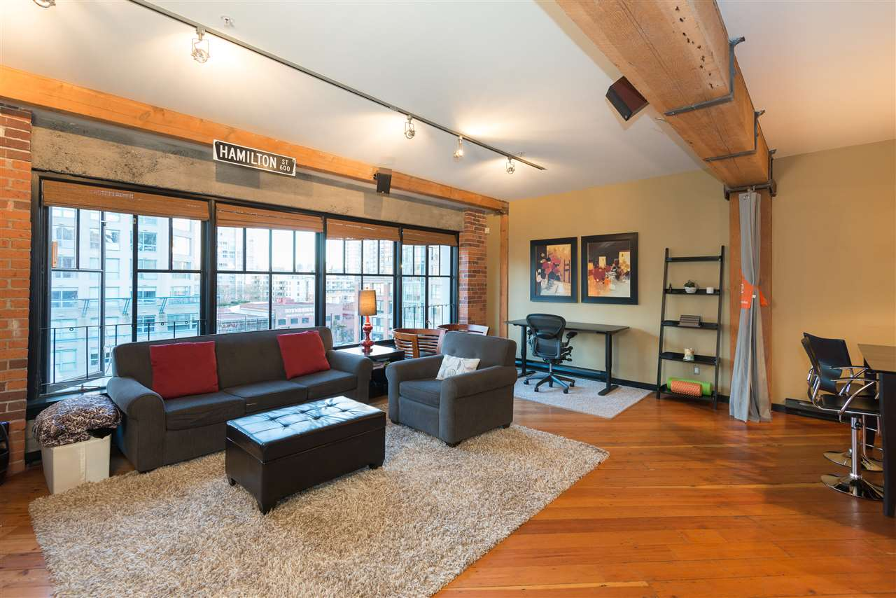 "Photo 3: PH6 1178 HAMILTON Street in Vancouver: Yaletown Condo for sale in ""THE HAMILTON"" (Vancouver West)  : MLS(r) # R2020115"