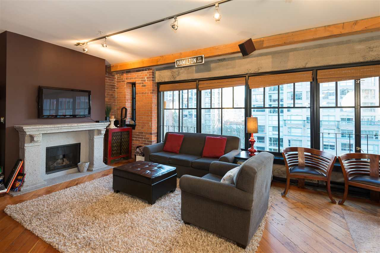 "Photo 2: PH6 1178 HAMILTON Street in Vancouver: Yaletown Condo for sale in ""THE HAMILTON"" (Vancouver West)  : MLS(r) # R2020115"