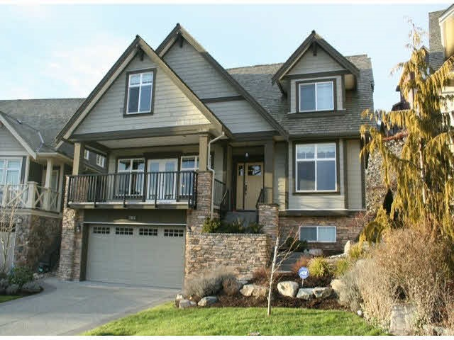 "Main Photo: 2585 LAVENDER Court in Abbotsford: Abbotsford East House for sale in ""Ealge Mountain"" : MLS®# R2082245"