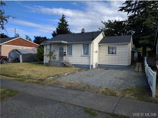 Main Photo: 1151 Colville Road in VICTORIA: Es Rockheights Single Family Detached for sale (Esquimalt)  : MLS® # 367886