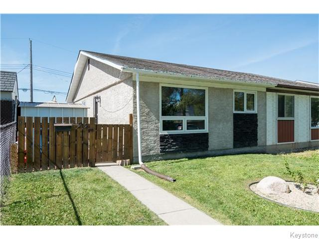 Main Photo: 22 Allenby Crescent in Winnipeg: East Transcona Residential for sale (3M)  : MLS(r) # 1620435