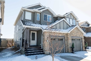 Main Photo: 3089 WHITELAW Drive in Edmonton: Zone 56 House Half Duplex for sale : MLS(r) # E4055886