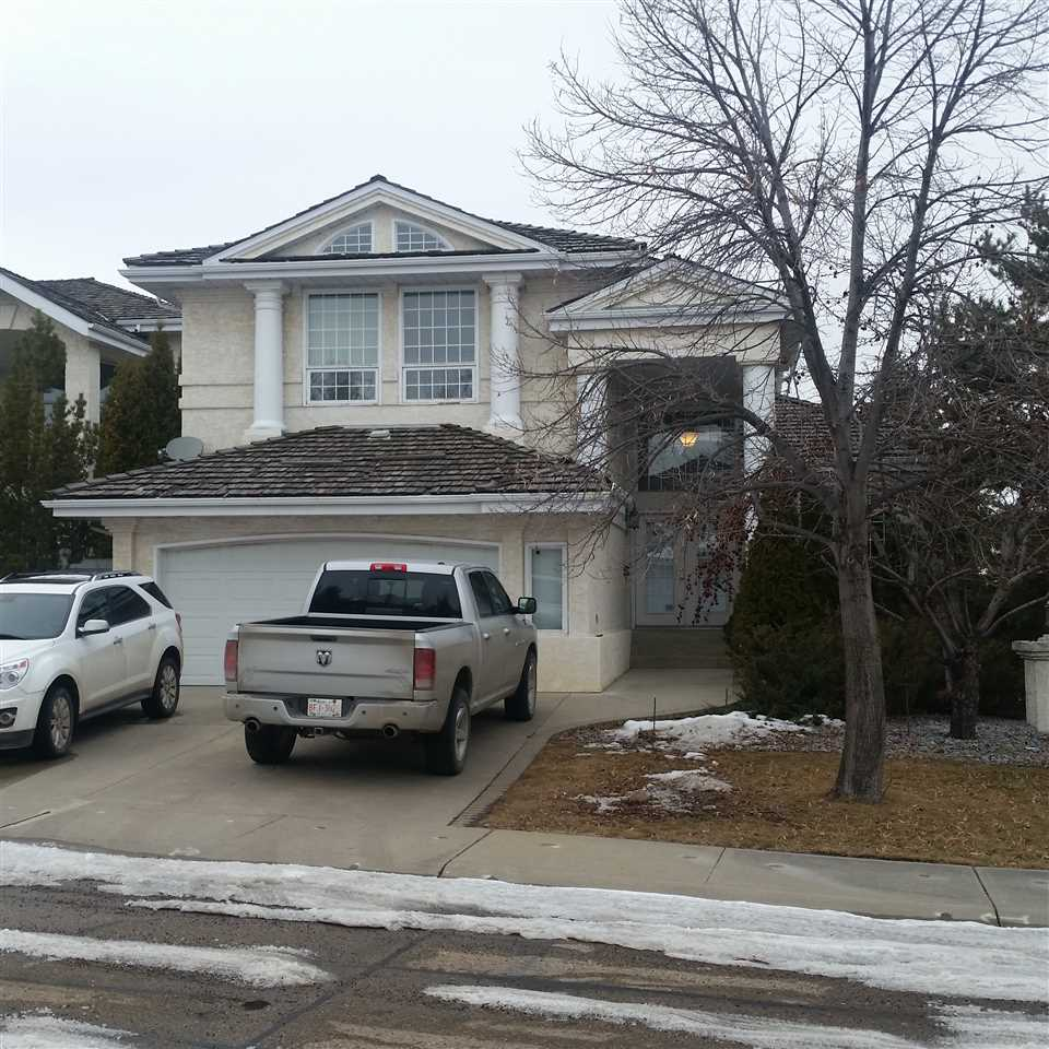 Main Photo: 32 CORMACK Crescent in Edmonton: Zone 14 House for sale : MLS(r) # E4056176