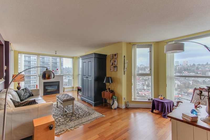 "Photo 6: 1606 10 LAGUNA Court in New Westminster: Quay Condo for sale in ""LAGUNA LANDING"" : MLS® # R2149648"