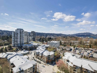 "Main Photo: 1503 290 NEWPORT Drive in Port Moody: North Shore Pt Moody Condo for sale in ""THE SENTINEL"" : MLS(r) # R2152751"