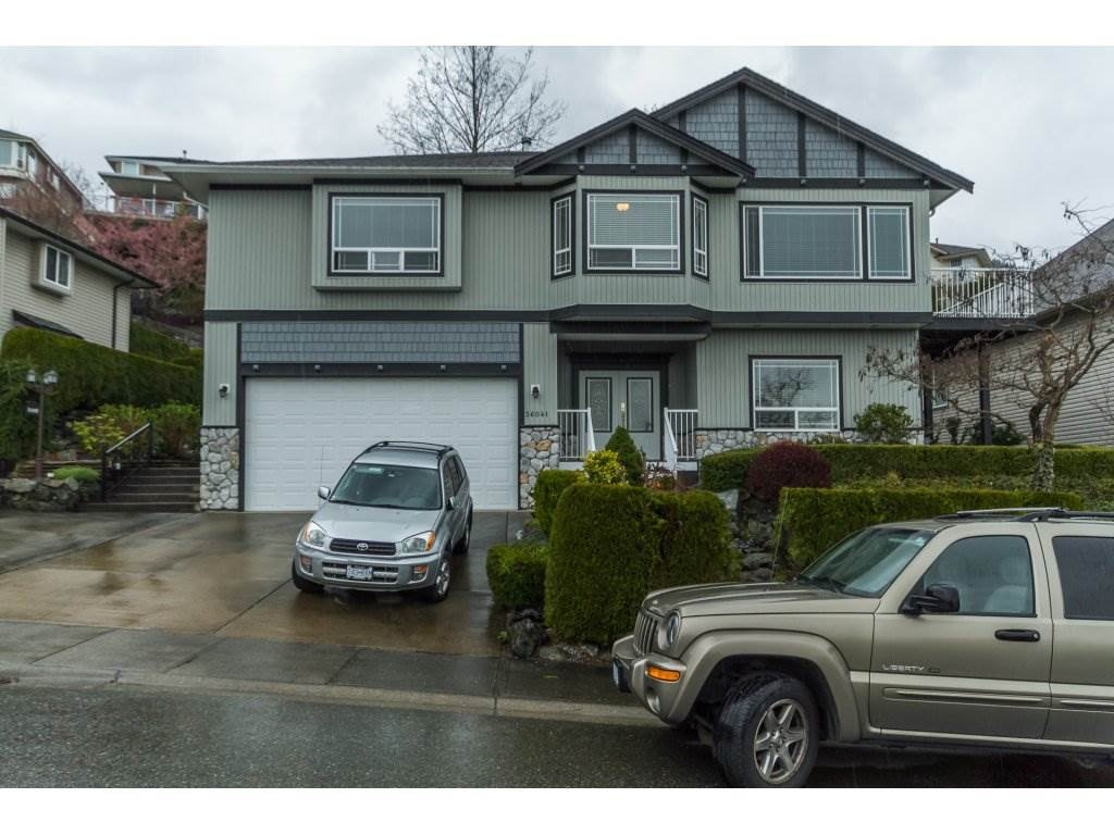 Main Photo: 36041 SPYGLASS Court in Abbotsford: Abbotsford East House for sale : MLS® # R2154022