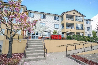 "Main Photo: 309 1802 DUTHIE Avenue in Burnaby: Montecito Condo for sale in ""Valhalla Court"" (Burnaby North)  : MLS(r) # R2166558"