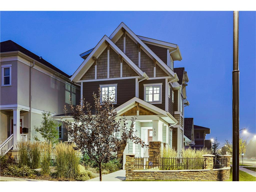 Main Photo: 100 Beny-Sur-Mer Road SW in Calgary: Currie Barracks House for sale : MLS(r) # C4028279