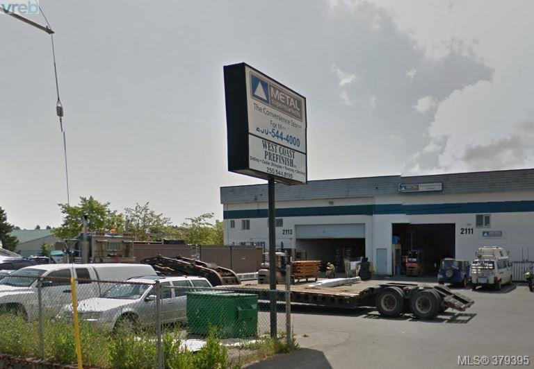 Main Photo: 2113 Keating Cross Road in SAANICHTON: CS Keating Industrial for lease (Central Saanich)  : MLS(r) # 379395