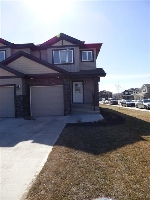 Main Photo: 13063 165 Avenue in Edmonton: Zone 27 House Half Duplex for sale : MLS® # E4076985