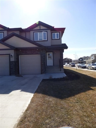 Main Photo:  in Edmonton: Zone 27 House Half Duplex for sale : MLS® # E4076985