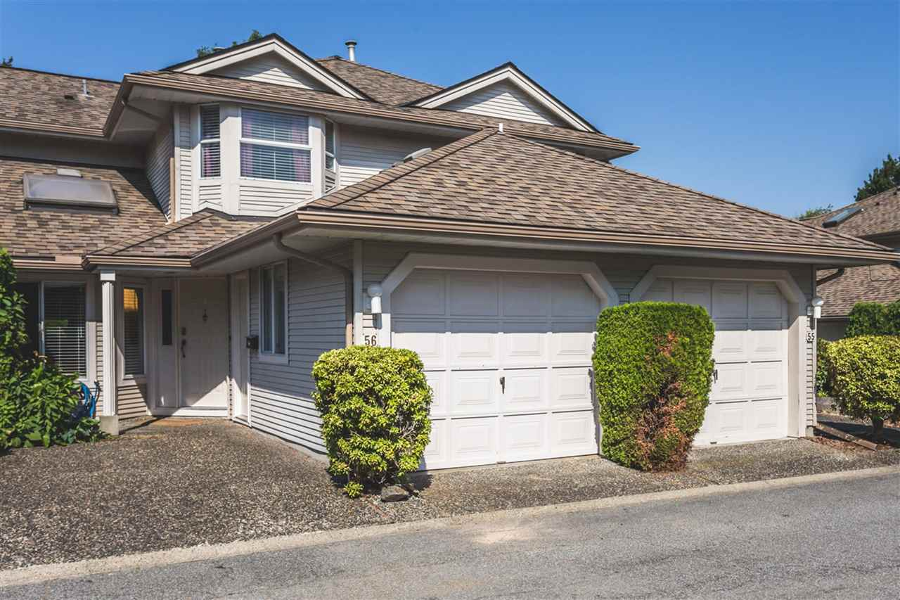 Main Photo: 56 9045 WALNUT GROVE DRIVE in Langley: Walnut Grove Townhouse for sale : MLS® # R2189475