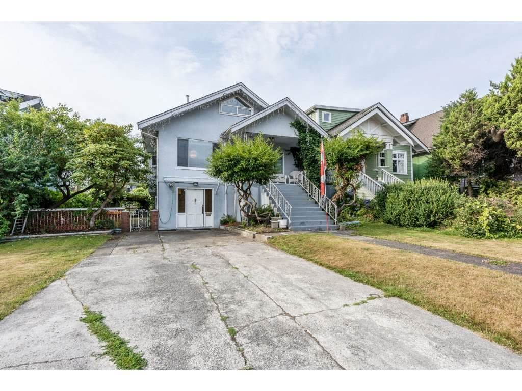 Main Photo: 2816 TRINITY Street in Vancouver: Hastings East House for sale (Vancouver East)  : MLS® # R2203120
