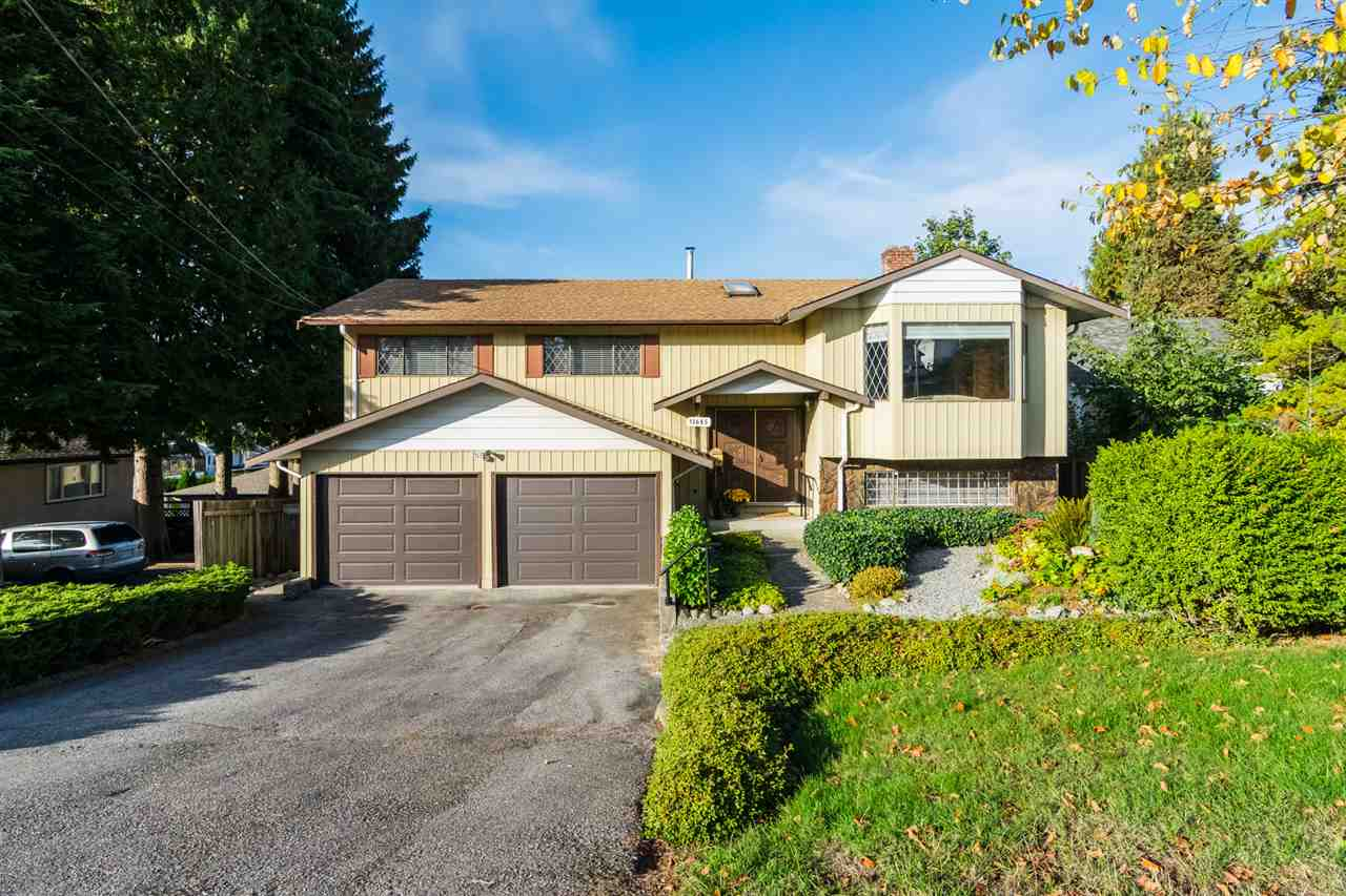 Main Photo: 13685 113 Avenue in Surrey: Bolivar Heights House for sale (North Surrey)  : MLS® # R2213326