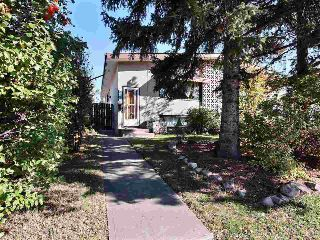 Main Photo: 9105 Ottewell Road in Edmonton: Zone 18 House Half Duplex for sale : MLS® # E4085298