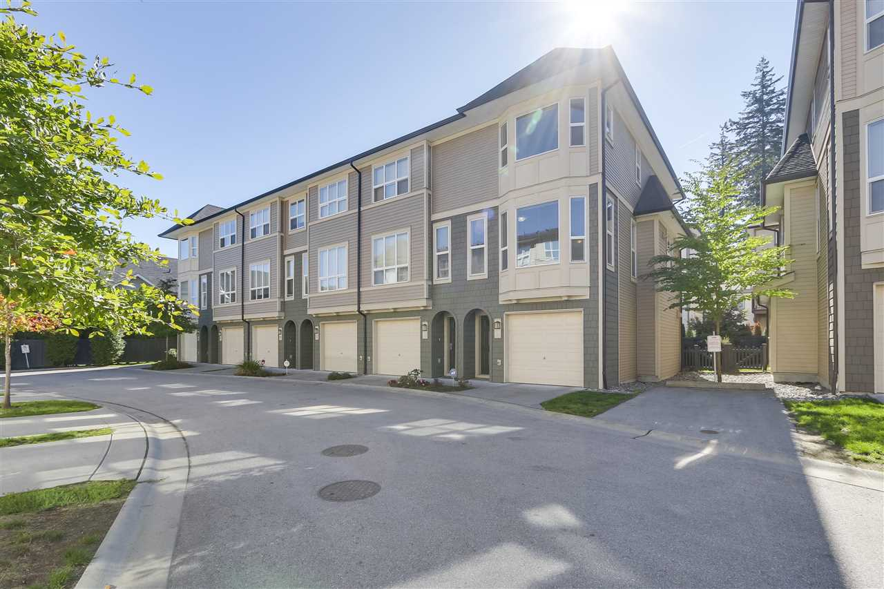 "Main Photo: 125 7938 209 Street in Langley: Willoughby Heights Townhouse for sale in ""Red Maple Park"" : MLS® # R2214136"