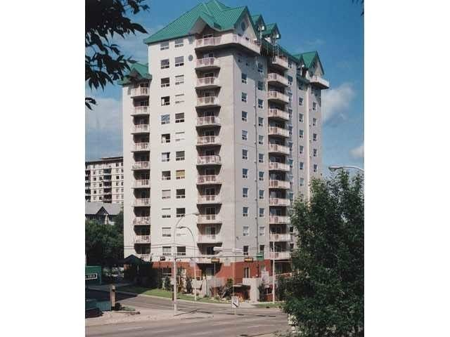 Main Photo: 1402 9707 105 Street in Edmonton: Zone 12 Condo for sale : MLS®# E4086203