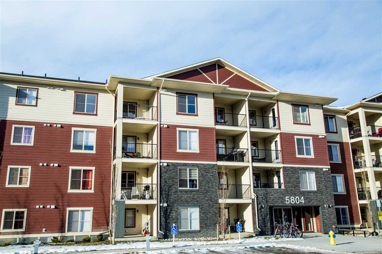 Main Photo: 103 5804 Mullen Place in Edmonton: Zone 14 Condo for sale : MLS® # E4089656