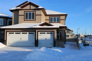 Main Photo: 3735 8 Street NW in Edmonton: Zone 30 House for sale : MLS® # E4096953