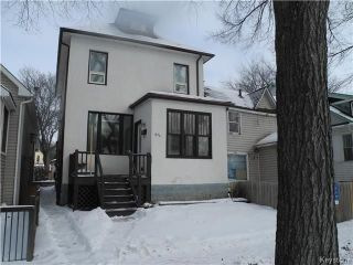 Main Photo: 27 Inkster Boulevard in Winnipeg: Scotia Heights Residential for sale (4D)  : MLS®# 1803669