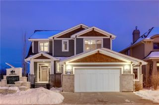 Main Photo: 210 WEST GROVE Rise SW in Calgary: West Springs House for sale : MLS® # C4167804