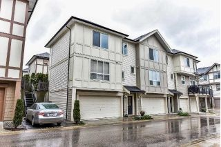 "Main Photo: 116 7848 209TH Street in Langley: Willoughby Heights Townhouse for sale in ""Mason & Green"" : MLS® # R2246028"