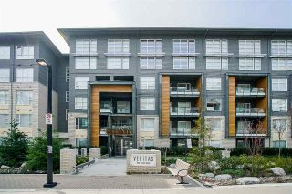 "Main Photo: 304 9168 SLOPES Mews in Burnaby: Simon Fraser Univer. Condo for sale in ""VERITAS"" (Burnaby North)  : MLS®# R2252675"
